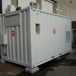 Container gensets for Slovak Telekom