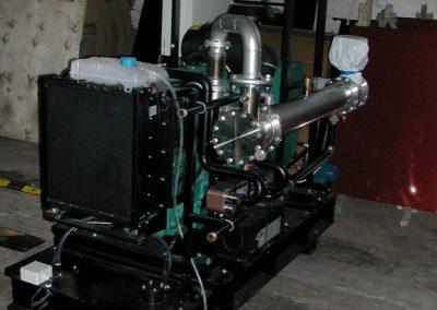 Cogeneration units Archives - TTS Martin