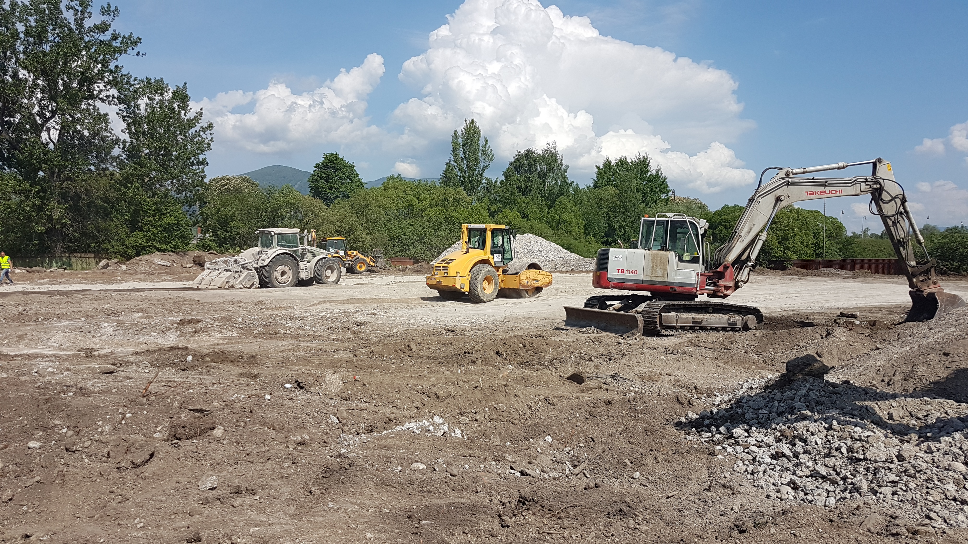 cementovanie podlozia Rakovo
